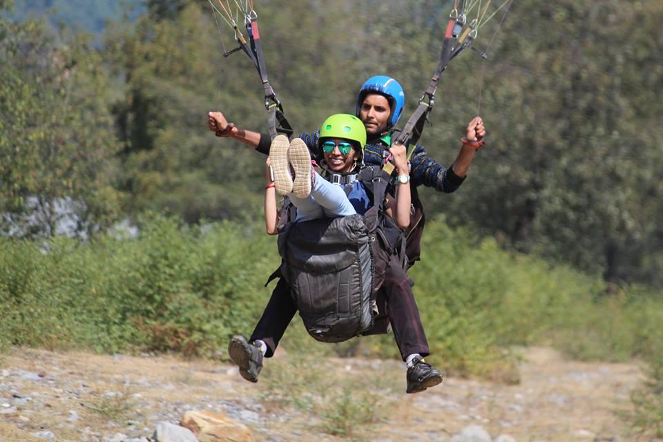 dhobi-paragliding