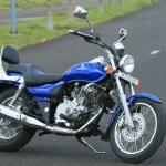 Bajaj Avenger 220 cc bike